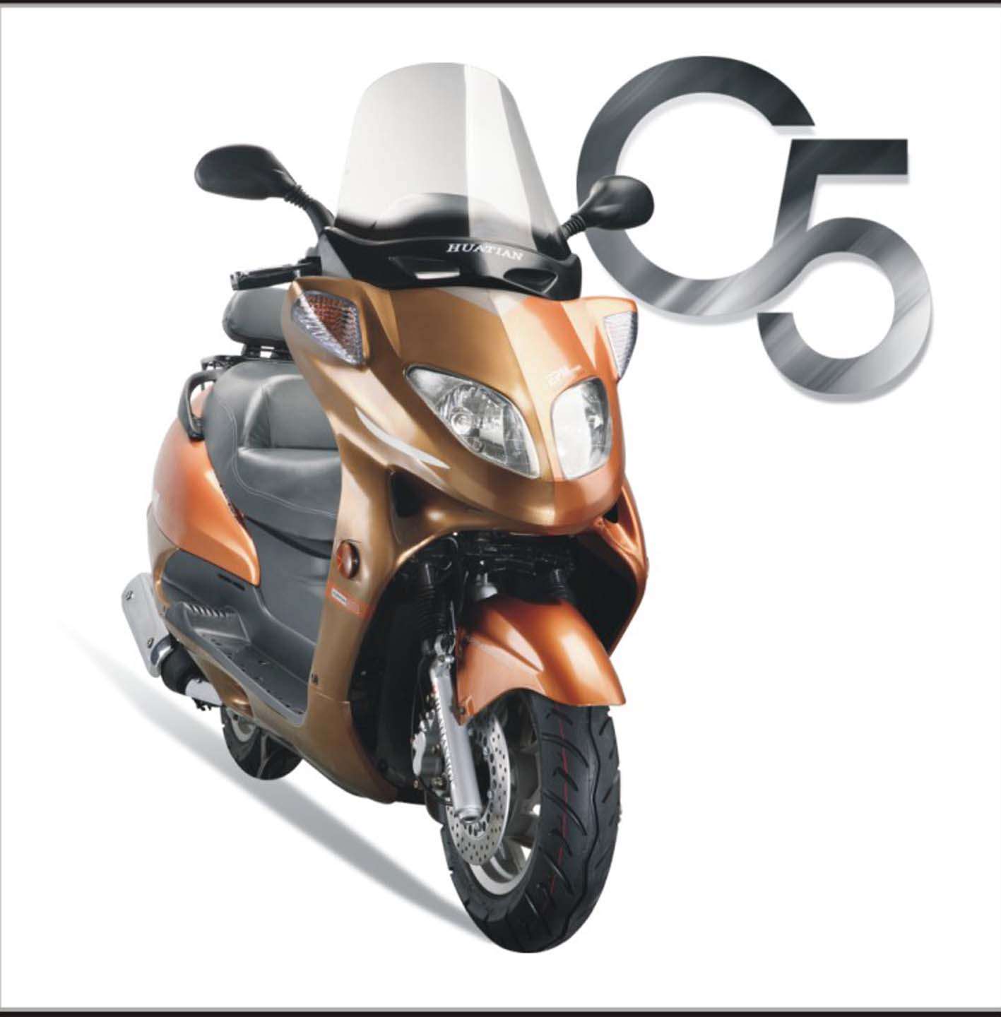 EEC Approved Motorcycle (HT150T-15) Best-Seller