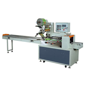 Automatic Horizontal Wrapping Machines