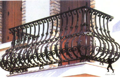 safe window,wrought iron,forged bar