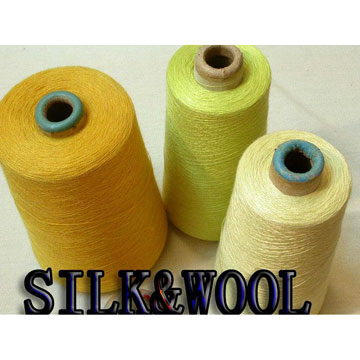 Silk Blended Yarn