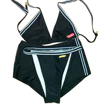 Sports Three-Piece Swimwears