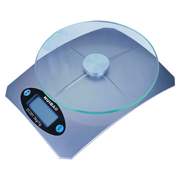 Electronic Kitchen Scale Sec301-sl