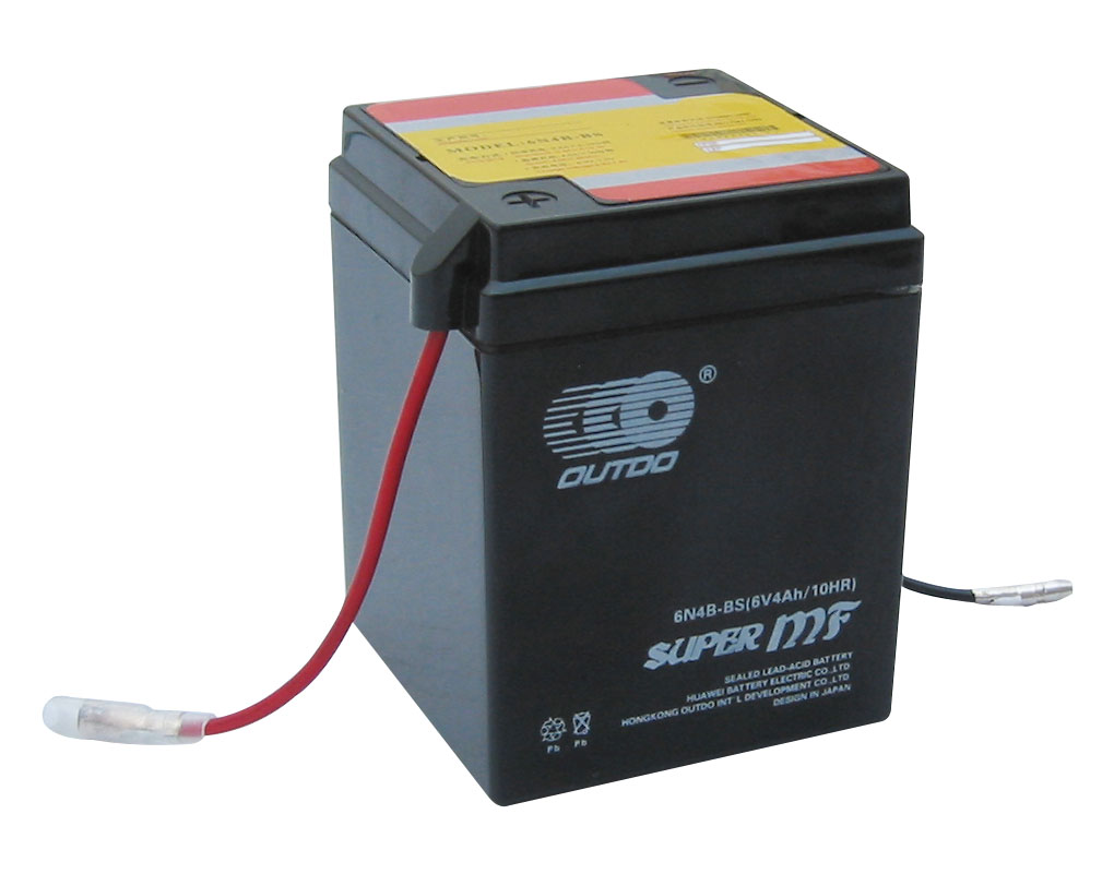 SLA MF Motorcycle Battery