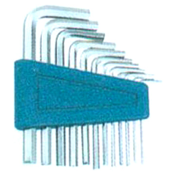 12pcs Allen Wrench Sets