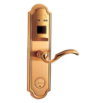 RF Card Hotel Locks (Temic)