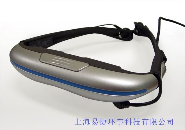 iTheater Video Glasses, video eyewear, eyetop 4 your iPod/Portable DVD player