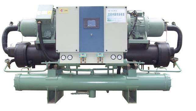 Water to Water Heat Pump Chillers/ Water Source Heat Pump/ Central Air Conditioning