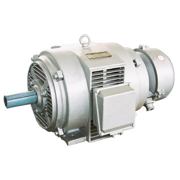 Wound Rotor Three-Phase Asynchronous Motors