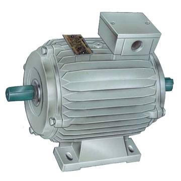 Aluminum-Case Electric Motors