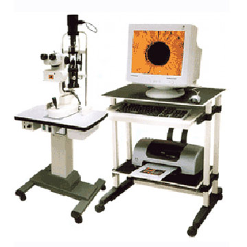 SLM-3 Slitting-lamp Microscope