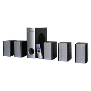 5.1ch Home Theater Speaker Systems