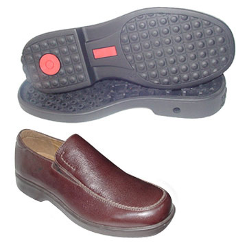 TPR Soles for Men's Shoes