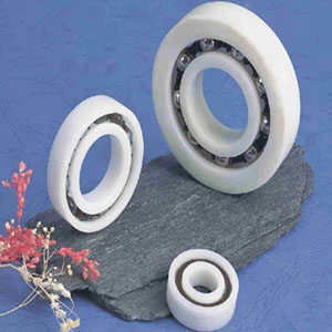 Full plastic bearing
