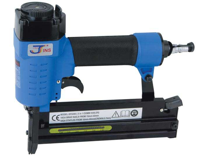 Air 2 in 1 nailer and stapler