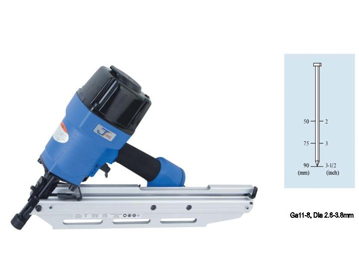 Air Framing Nailer RHF-9021