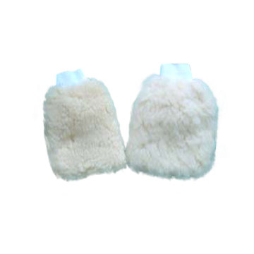 Poly Wash Mitts