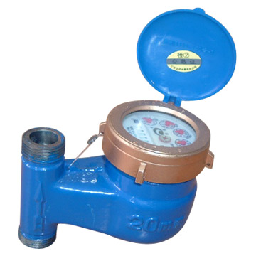 Vertical Vane Wheel Water Meters