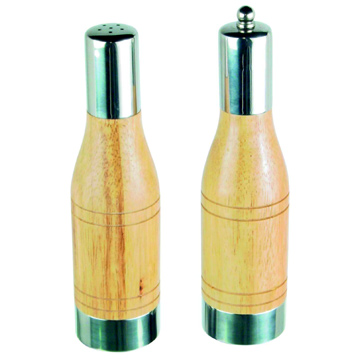 Salt Shaker, Pepper Shakers