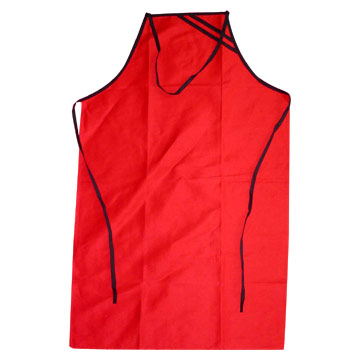 100% Cotton Twill Apron