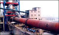 Technical Data of Dry Process Rotary Kiln