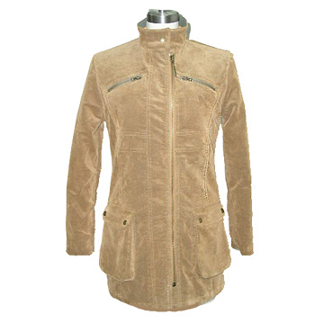 Ladies' Long Jacket
