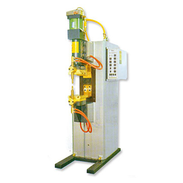 AC Spot and Projection Welder with Pneumatic