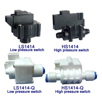 High  Low Pressure Switch