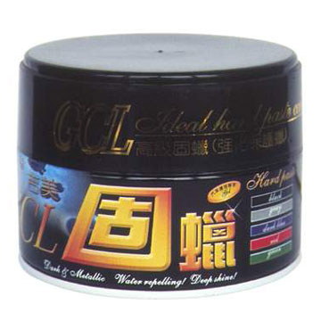 Hard Paste Car Wax