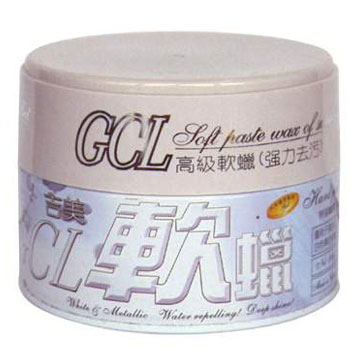 Soft Paste Car Wax