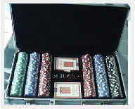 CHIPS and Poker Sets