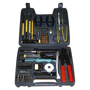 55pc Computer Maintenance Tool Sets