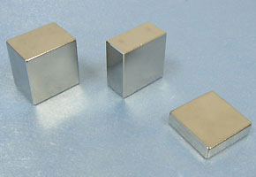 Square Type Sintered Magnet