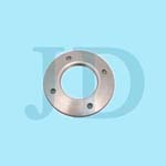 customized stainless steel SUS316 screw washer with female thread for fastener made by forging and machining