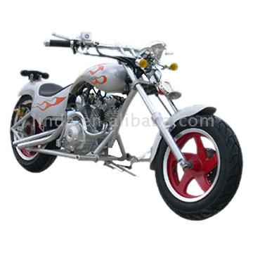V-Twin 4-Stroke Engine Choppers