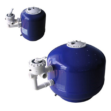 Side Mount Fiberglass Sand Filter - Swimming Pool&Water Equipment