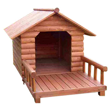 Wooden Pet Houses