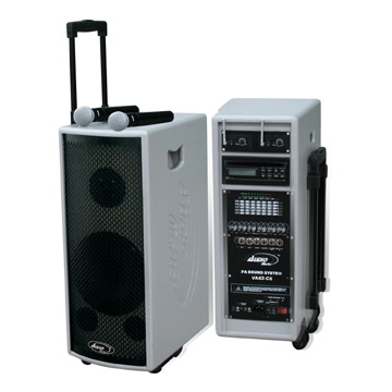 PA Amplifier Systems