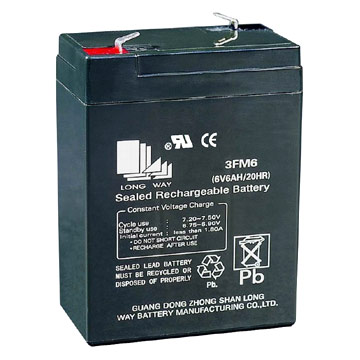 Sealed Lead Acid AGM Battery