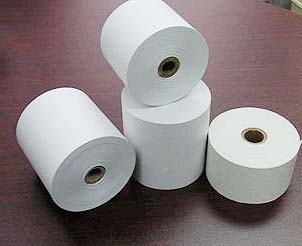Thermal,Woodfree Paper Rolls