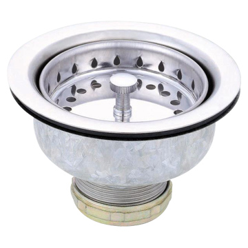 Stainless Steel Sink Strainers