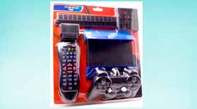 PS2 9 in 1 accessories kit