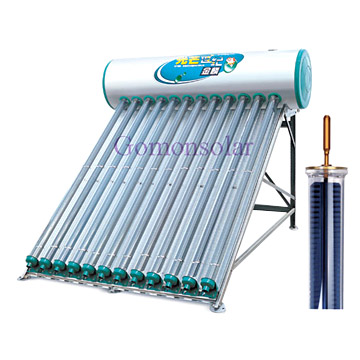 Pressured Solar Water Heater (SHCMV Tubes)