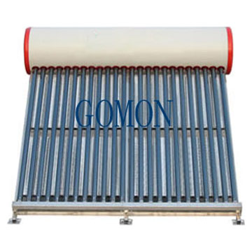 Solar Water Heater (Vacuum Glass Tube)