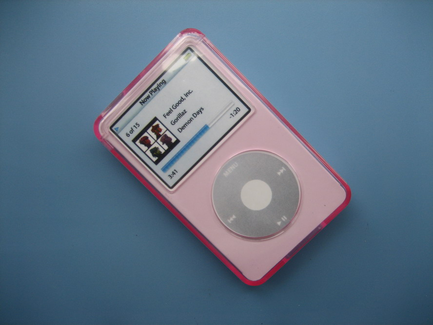 crystal  case for ipod nano