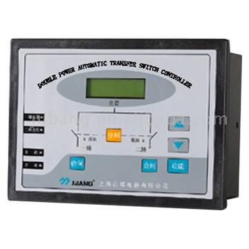 Double Power Automatic Transfer Switch Controllers
