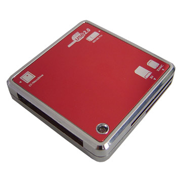 USB 21-In-1 Card Readers