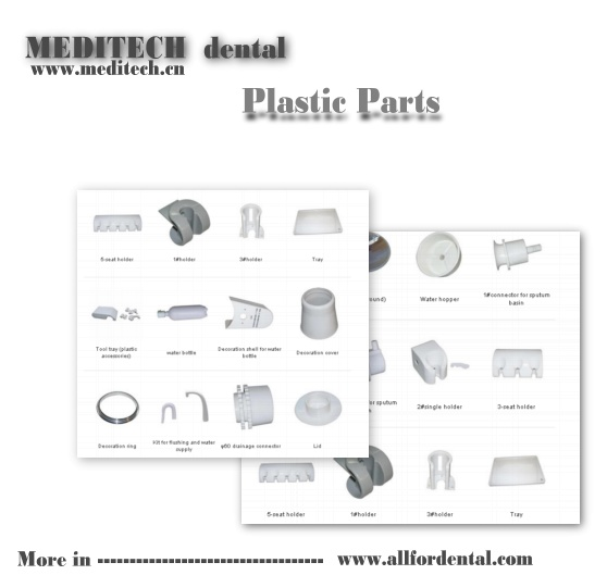 dental plastic parts