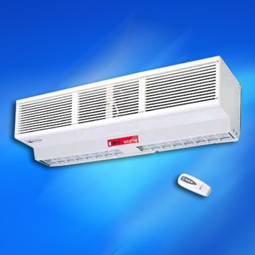 Luxury Heating & Cooling Air Curtains
