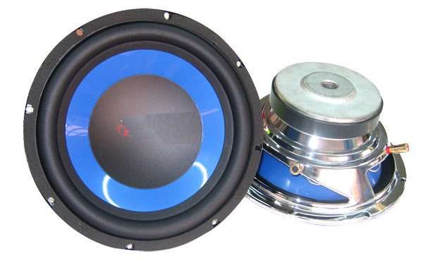 Car Hi-fi Sub-woofer & Speaker