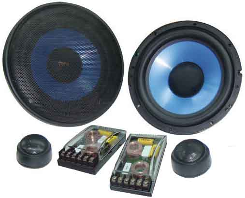 Car Hi-Fi Compound  Speaker